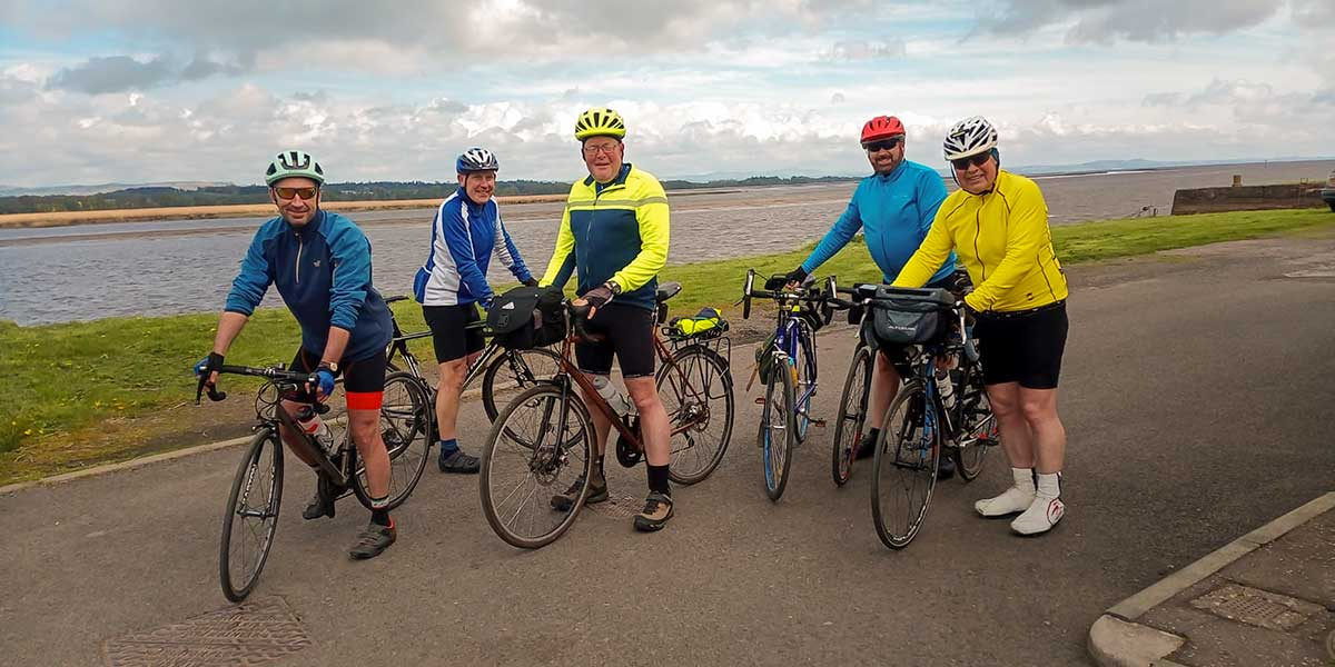 CTC Grampian - Wee Trip Away Broughty Ferry