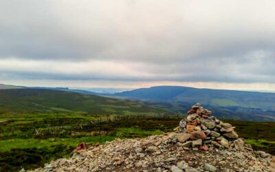 Up Over the Cairn O'Mount